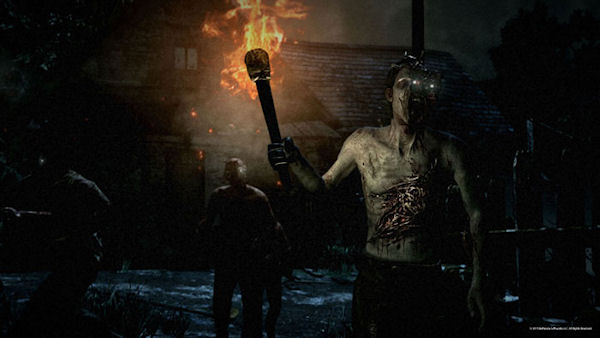 Bildquelle: The Evil Within - Offizielle Website