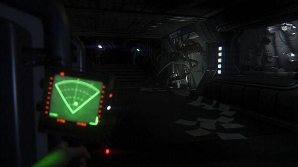 Bildquelle: Alien: Isolation Homepage