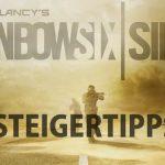 Rainbow Six Siege Einsteigertipps