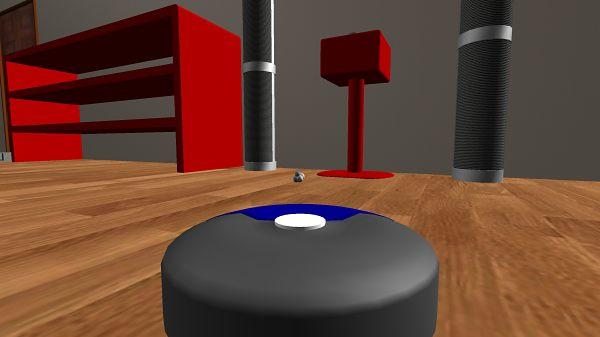 Robot Vacuum Cleaner 2013