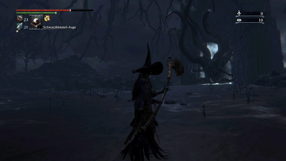 Bloodborne Hidden Bosses