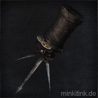 Verspäteter Molotowcocktail